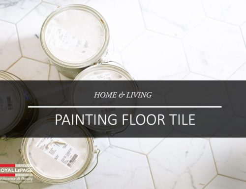 Upgrade Your Tile With Paint