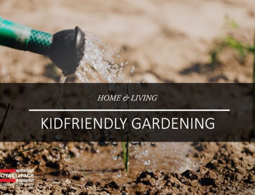 Gardening With Your Kids In Mind