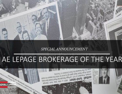 AE LePage Brokerage of the Year – 2020