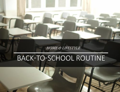 Family Back-to-School Routine
