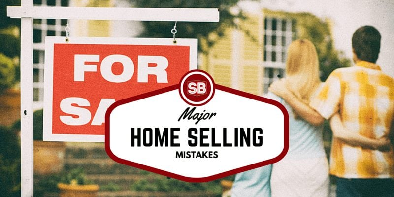 How To Avoid These Major Seller Mistakes