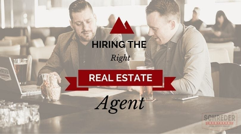Hiring The Right Real Estate Agent To Get The Best Price