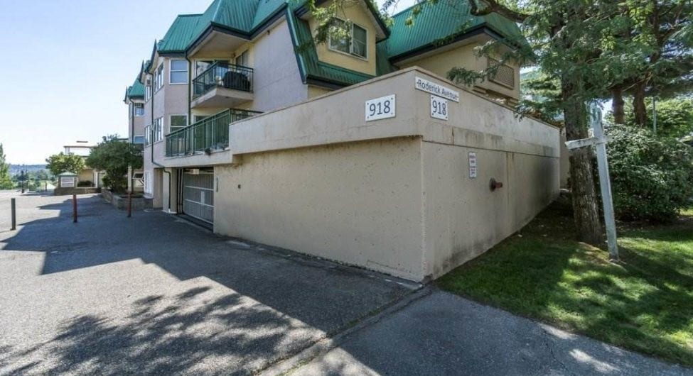 SOLD! 102 918 Roderick Avenue Coquitlam BC