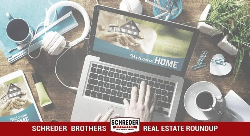 The Real Estate Round Up 09-29-16