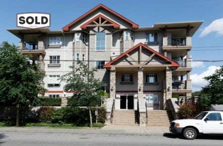 SOLD! 314 – 5438 198th St, Langley BC