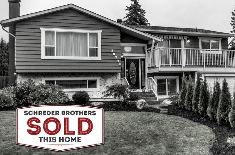 SOLD! 20726 47A Ave, Langley BC
