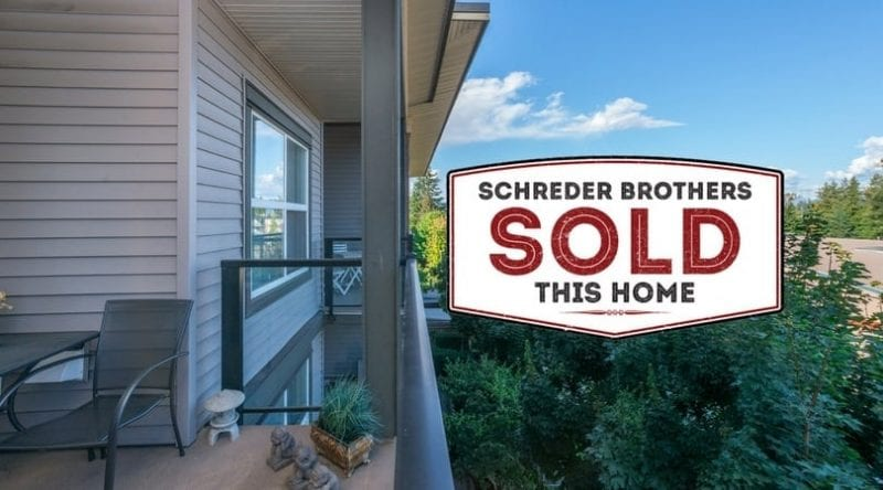 SOLD! #408 10707 139th St, Surrey