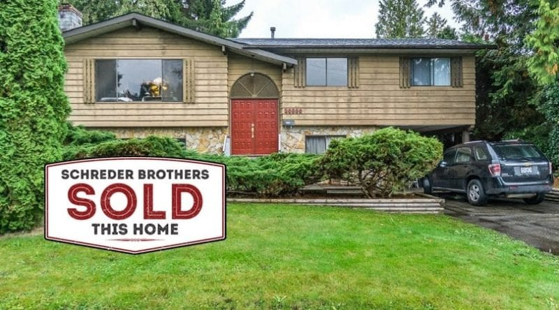 SOLD! 20690 48th Ave, Langley BC