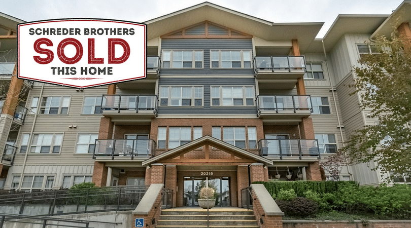 SOLD! #103 20219 54A Avenue, Langley BC