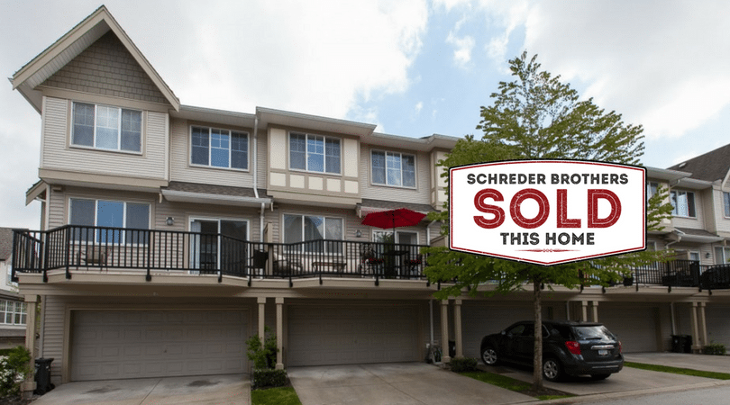 SOLD! #42 8089 209th Street, Langley BC
