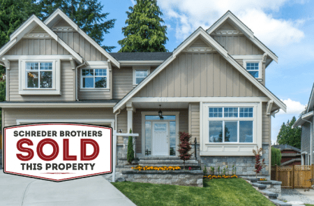 SOLD! 4669 206A Street, Langley BC