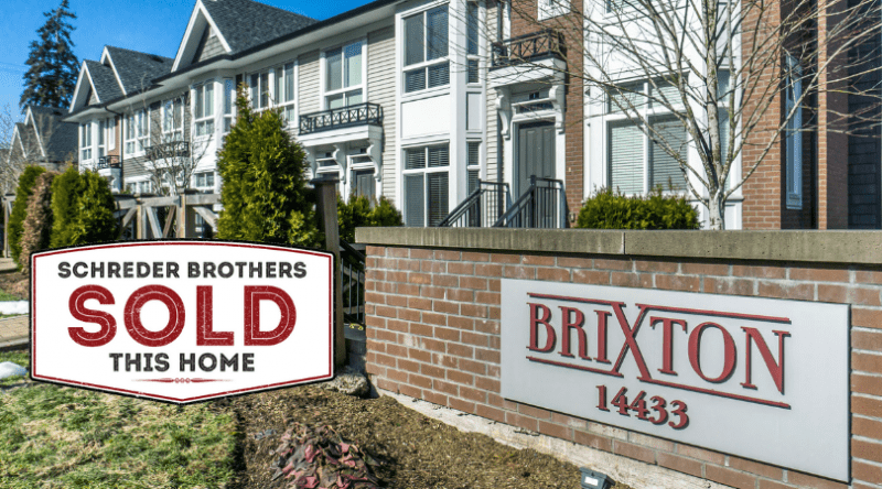 SOLD! #61 14433 60 Avenue, Surrey BC